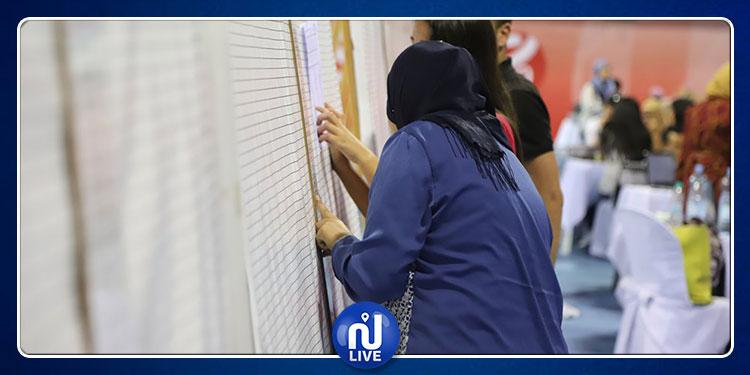 النتائج الأولية للانتخابات التشريعية بدائرة القصرين