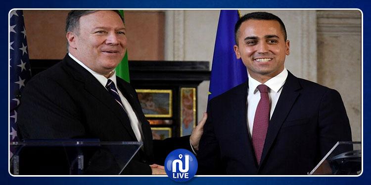 أمريكا وإيطاليا: الحل السياسي هو المخرج الوحيد للنزاع الليبي