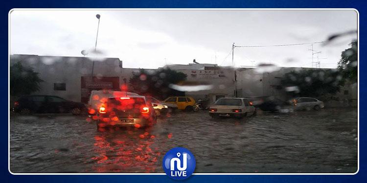 صفاقس: لجنة مجابهة الكوارث في حالة تأهب تحسبا للتقلبات الجوية