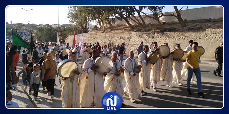 مدينة نفطة على وقع مهرجان الموسيقى الصوفية ''روحانيات'' (صور)