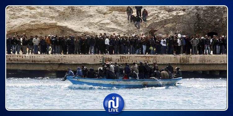تزامنا مع الانتخابات: 101 مهاجرا تونسيا يصلون لمبيدوزا!