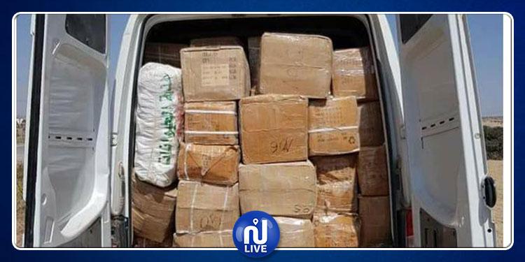 القيروان: حجز كمية من الأحذية والملابس المهربة بقيمة 40 ألف دينار