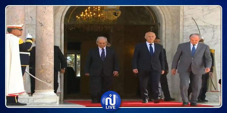 محمد الناصر :'' اليوم هو يوم مشهود في تاريخ تونس ''