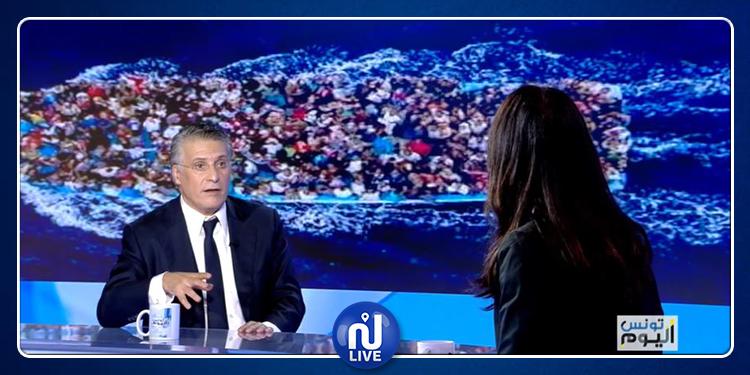 نبيل القروي : سأطلب من أوروبا الإستثمار في تونس (فيديو)