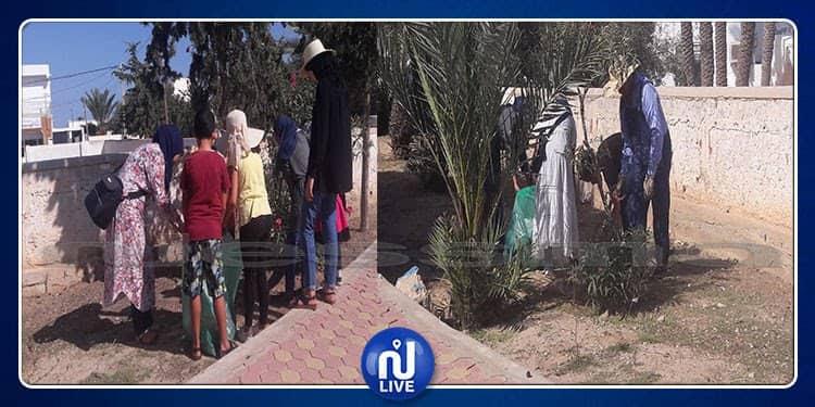 حملات نظافة تغزو البلاد : وزارة البيئة تدخل على الخط !