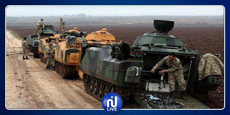 تدمير القاعدة العسكرية التابعة للتحالف الدولي لمحاربة 'داعش'
