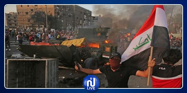 العراق: 93 قتيلا و آلاف الجرحى .. ومفاوضات لحقن الدماء