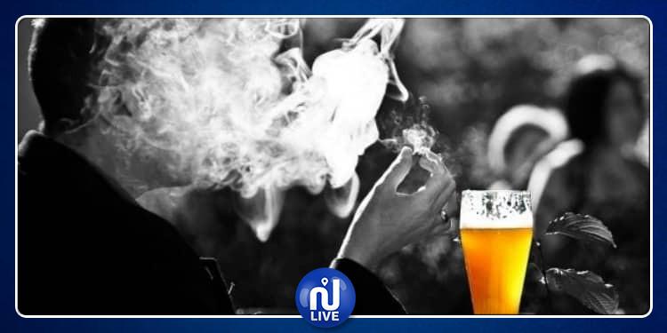 55  %  نسبة الإدمان على الكحول والمخدرات في القصرين