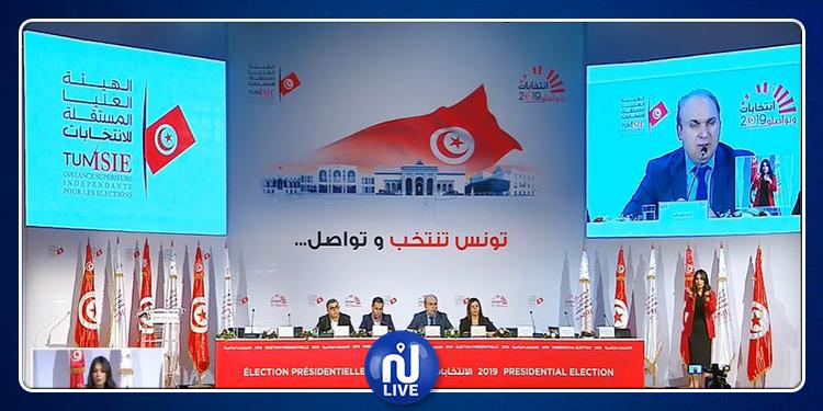 12.13 %  نسبة الاقبال على الاقتراع في الخارج