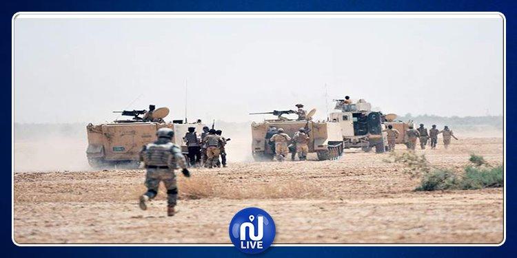 إيقاف العمليات العسكرية ضد تنظيم داعش الارهابي في سوريا!