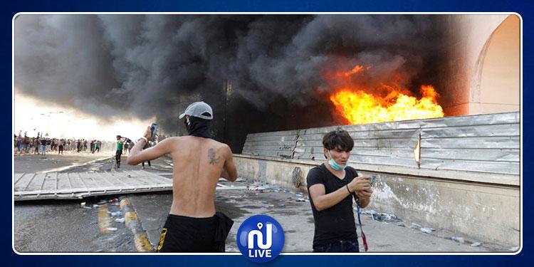 قتلى وجرحى في مظاهرات مناهضة للحكومة في بغداد