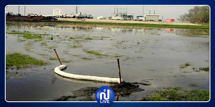 جندوبة: سكان قرية بن بشير يحتجون على التلوث