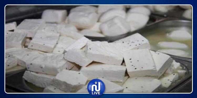 بنزرت: إتلاف كميات من الحليب والجبن الفاسد