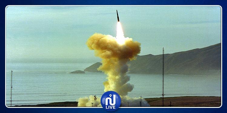 الجيش الأمريكي يختبر بنجاح صاروخ Minuteman الباليستي العابر للقارات