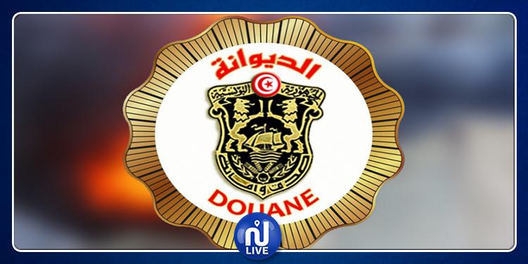 الديوانة: تطور قيمة محجوزات التهريب ب 176 مليون دينار