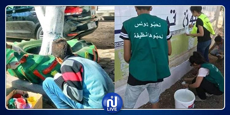 صفاقس : حملات النظافة الشبابية من الشارعإلى الجامعات
