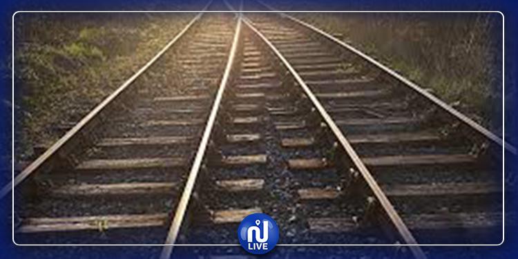 قعفور : العثور على أشلاء جثة  آدمية قرب سكة القطار