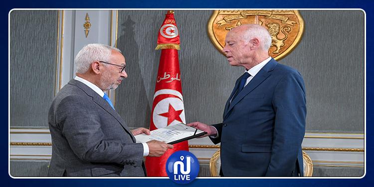 الإعلان عن  مرشح النهضة لرئاسة الحكومة (صور)