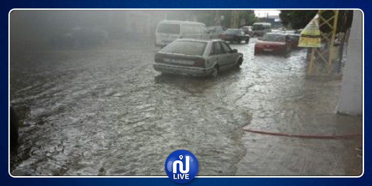 والية نابل  تحذّر المواطنينمن الأمطار الغزيرة (فيديو)