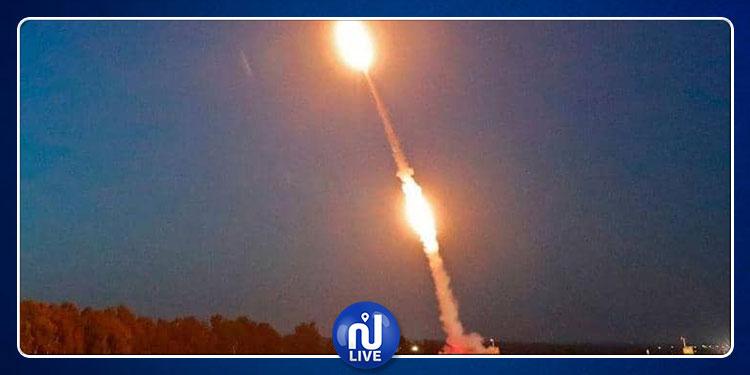إطلاق 7 صواريخ من غزة نحو تل أبيب