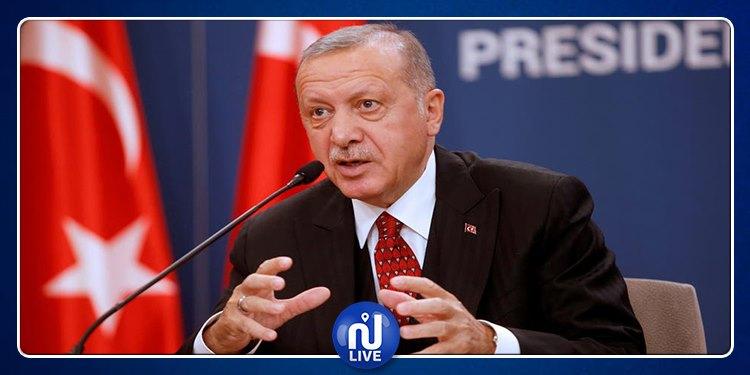 أردوغان: تلقينا عرضا لتقاسم النفط السوري