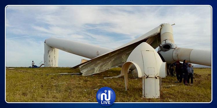 الهوارية : أهالي 'برج الصالحي'  مهدّدون بالصّواعق الرّعدية  جرّاء مروحيات الطاقة الكهربائية