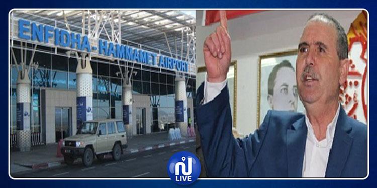 الطبوبي  : ''كأننا عرضنا مطار النفيضة على الأتراك مجانًا''