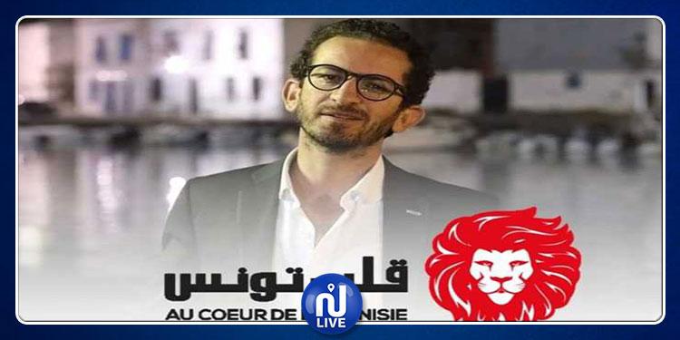 أسامة الخليفي : ''سنقاضي كل من تورط في حملة التشويه الممنهجة لحزب قلب تونس وقياداته ونوابه وناخبيه''