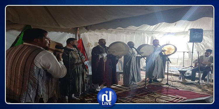 تطاوين: المولد النبوي الشريف.. احتفلات روحانية و مدائح بمقام  ''سيدي عبد الله بوجليدة''