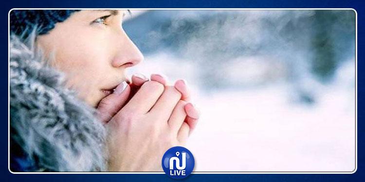 المرأة تشعر بالبرد أكثر من الرجل !
