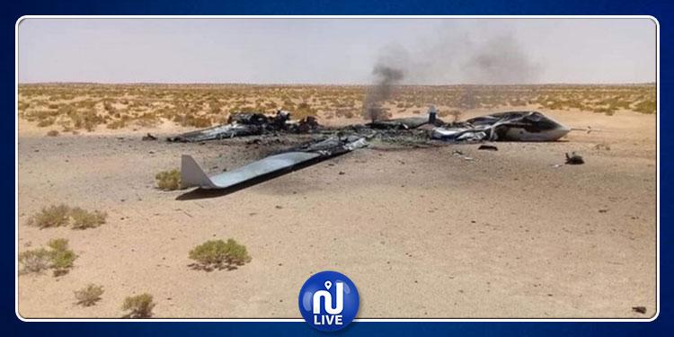 ليبيا : إسقاط طائرة إيطالية مسيرة