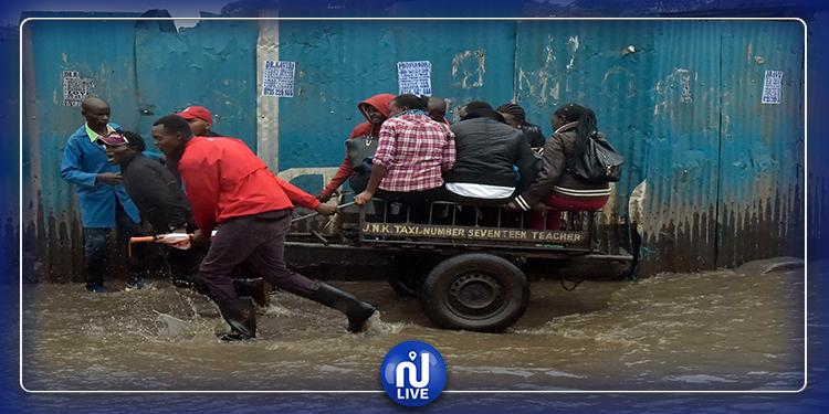 سيول الأمطار تقتل 24 شخصا في كينيا