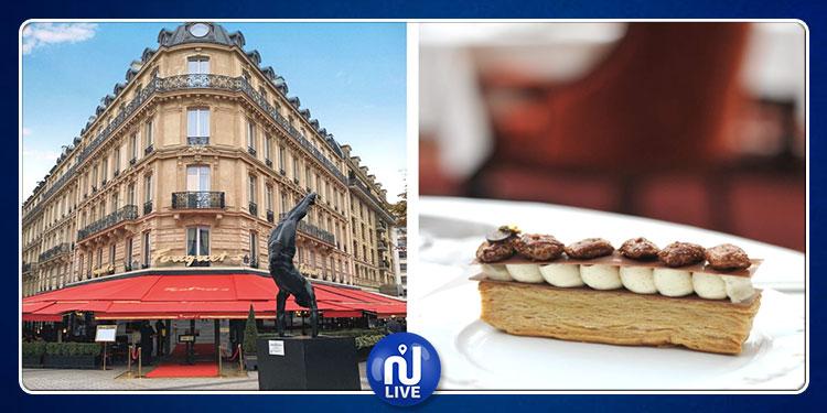Le Fouquet's distribue gratuitement 2000 Millefeuilles !