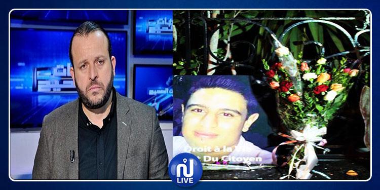 مقتل آدم بوليفة .. عائلة الضحية تكلف المحامي منير بن صالحة بالقضية (صور)