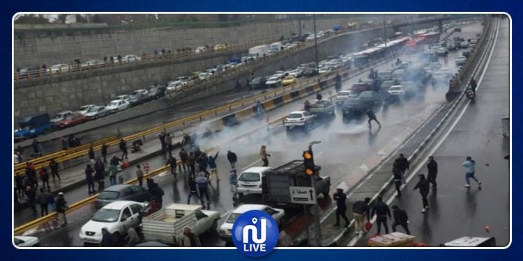 العفو الدولية : أكثر من 100 شخص قتلوا في الاحتجاجات الإيرانية