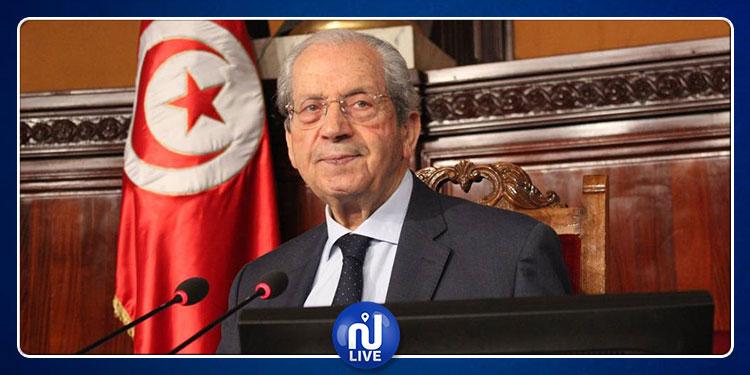 محمد الناصر :  صحتي جيدة  ولهذه الأسباب لم أعد لرئاسة البرلمان ...