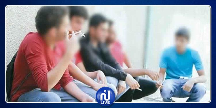 أكثر  من 200  ألف تلميذا تونسيا يتعاطون المخدرات !