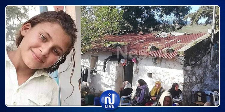 بعد وفاة تلميذة  فرنانة  مها القضقاضي  جراء السيول ..أهالي ''عين البية'' يحتجون ضد الفقر