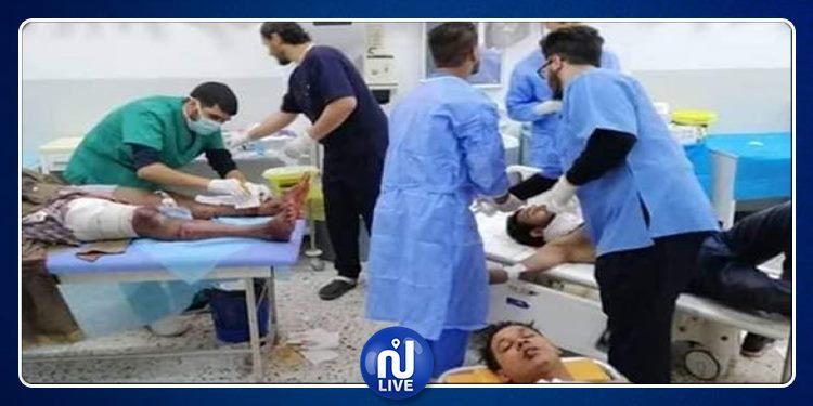 ليبيا: 7 قتلى و35 جريحا في ضربة جوية على مصنع بسكويت
