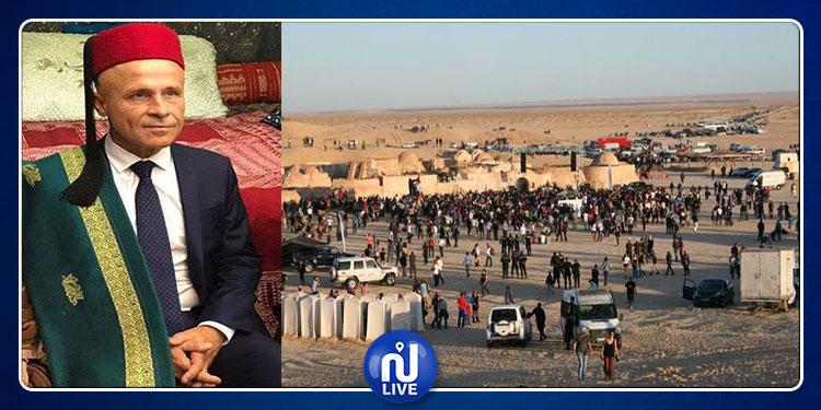 من مهرجان ''الكثبان الرملية الالكترونية'' .. السفير الفرنسي يروج للسياحة الصحراوية (فيديو)