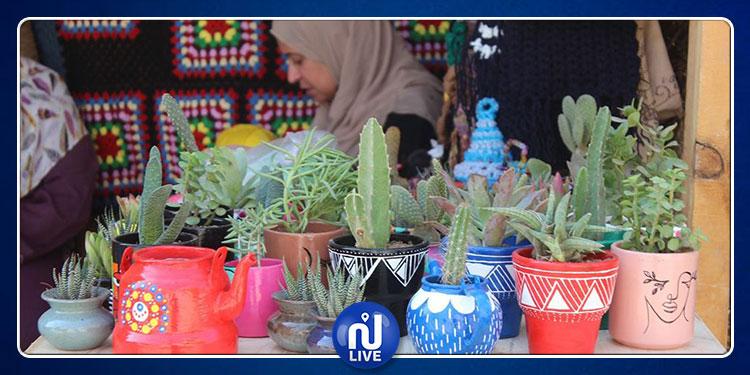 ''تونس'' المصرية تحتفي بالفخار(صور)