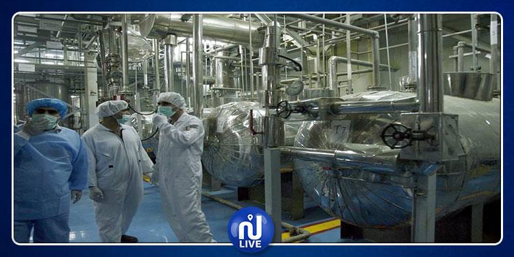 إيران تتجاوز مخزون المياه النووية المسموح به .. الوكالة الدولية للطاقة الذرية  تحذّر !
