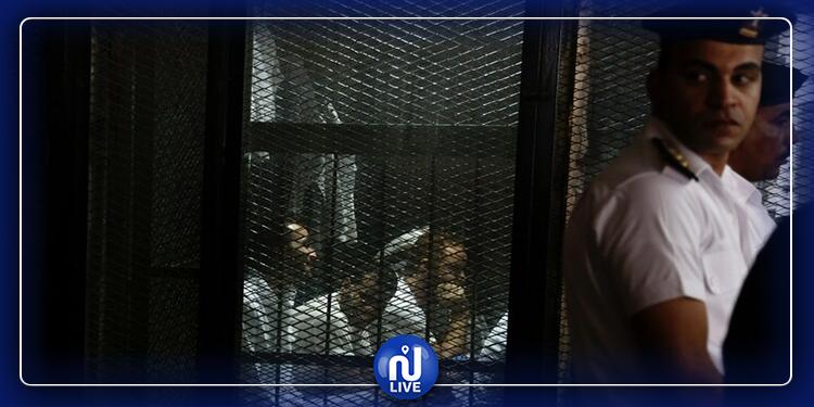 مصر : 7 أحكام بالإعدام في حق  متهمين في قضايا إرهاب