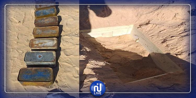 قبلي:  العثور  2000 خرطوشة  كلاشينكوف مدفونة تحت التراب