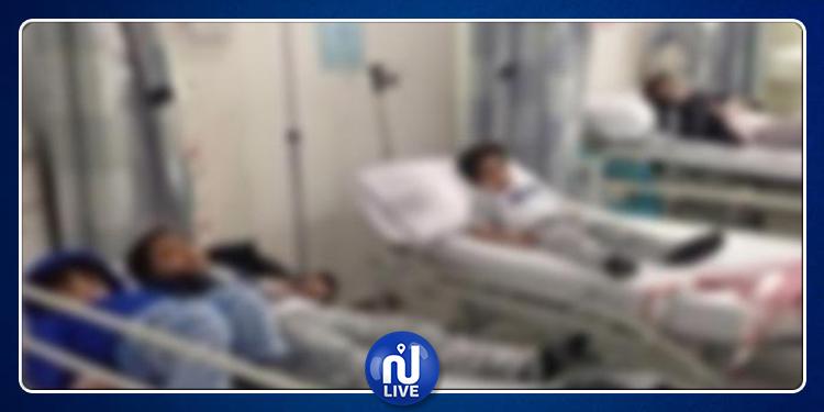 40 حالة تسمم في صفوف التلاميذ