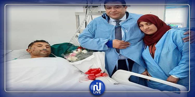 فاجعة عمدون : عريف بالديوانة يرقد بالمستشفى العسكري