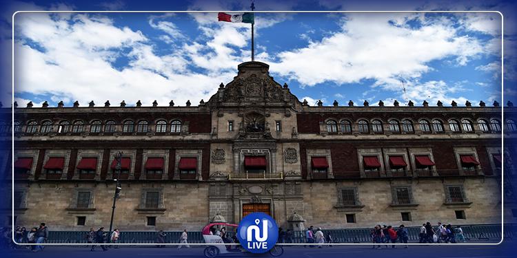 المكسيك :4 قتلى في إطلاق نار أمام القصر الرئاسي