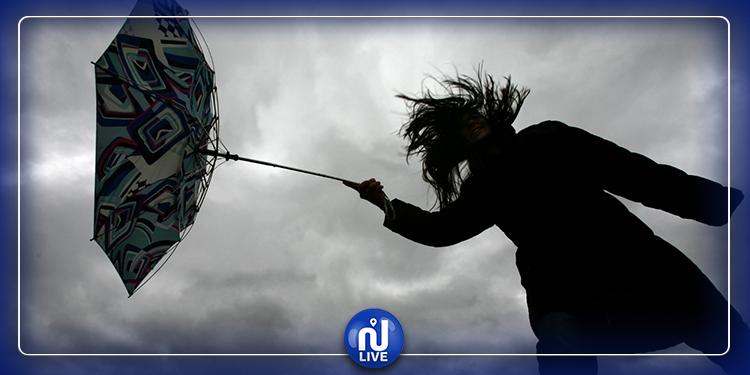 الرصد الجوي يحذّر من الرياح القوية !