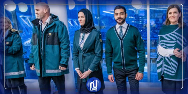 الخطوط الحديدية النرويجية تدرج الحجاب ضمن اللباس الرسمي لموظفيها