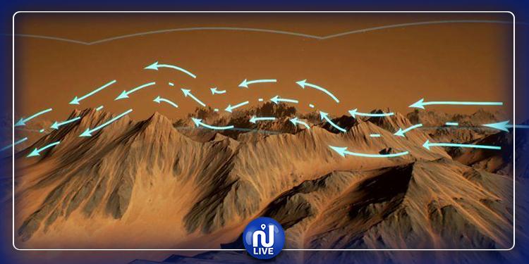 La NASA cartographie la circulation des vents